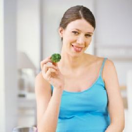孕妇不宜全吃素食